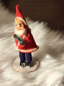 Lutin de Noël Vintage en l'état