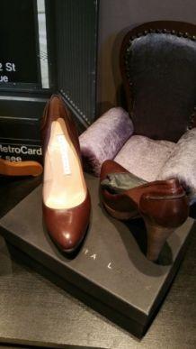Chaussures escarpins Pura Lopez neuves