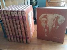 "Collection HACHETTE ""Les Animaux"" - 8 Tomes"
