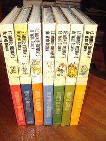 Walt Disney - 8 tomes - Années 70