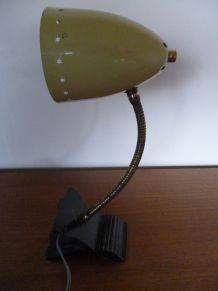 lampe pince