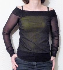 Top / tee-Shirt Original- Sisley