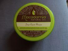 Soins reconstructeur cheveux macadamia