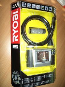 Caméra d'inspection Haute Gamme 4V Lithium-ion RP4205 RYOBI - NEUVE