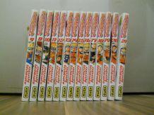 Manga Naruto Tome 9 à 21