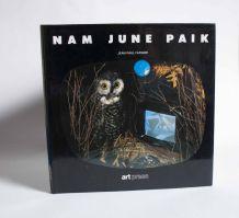 livre Nam June Paik de Jean-Paul Fargier