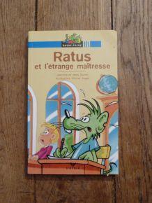 Ratus Et L'étrange Maîtresse - de Jean Guion