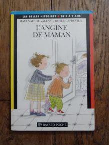 L'angine De Maman- de Roser Capdevila