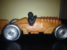 Voiture de collection Hubley de 1930 en bronze