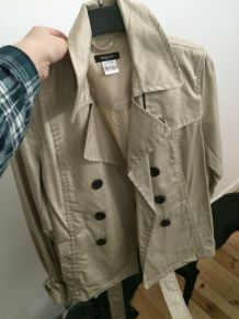 Manteau cuir, blaseur, trench , caban