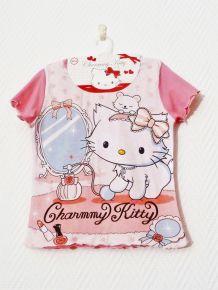 Ensemble Top et short- Charmmy Kitty