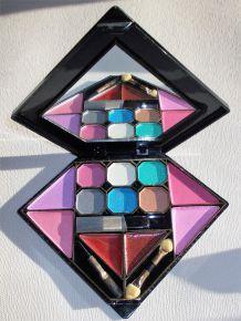 Palette Maquillage Paupières+Blush+Lèvres - Ruby Rose