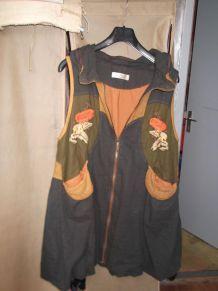 manteau sans manche