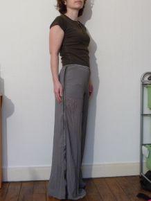 Pantalon original gris