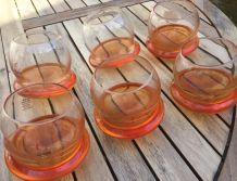 6 verres à Whisky