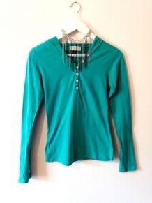 Tee-shirt Insight - bleu turquoise