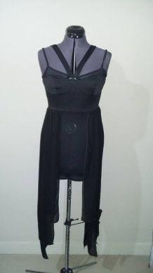 Robe style goth ts