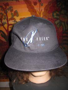 Casquette TheXFiles (Fox) de 1998