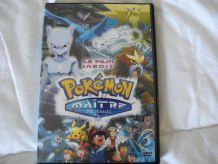 """DVD Pokémon """" Le maître des Mirages"""""""