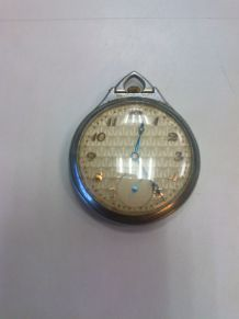 montre ancienne années 30, spriral breguet