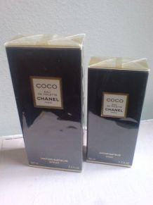2 parfums COCO CHANEL neufs sous blister