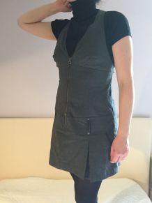 Robe courte stretch