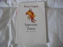 """Livre Ecole des Loisirs """"Inspecteur Toutou"""""""