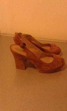 chaussures la fée maraboutée