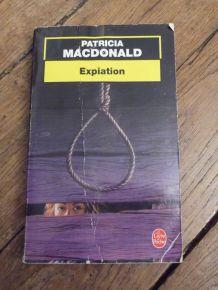 Expiation de Patricia MACDONALD