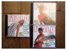 Coffret de 3 CD- Italo Pop- Neuf