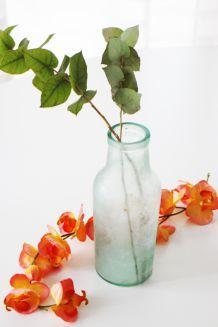 Bouteille vase vintage des années 30