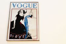 Miroir Vogue vintage pas cher en super état