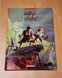 BD De Cape et de Crocs tome 4