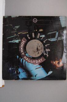 vinyle Johnny Hallyday Cadillac