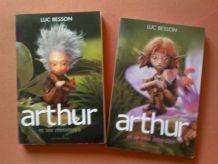 coffret 2 livres Arthur