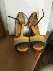 Sandales à talons See by Chloé