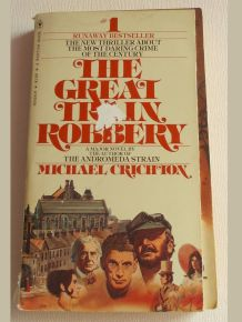 The Great Train Robbery de Michael Crichton