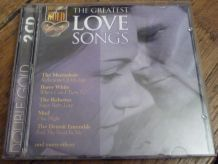 2 CD - Greatest Love Songs - Collectif