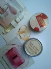 Parfum solide et petits cadeaux