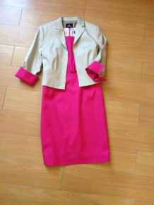 Ensemble Robe Veste