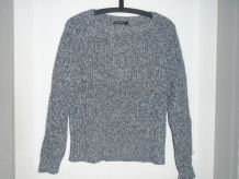 Pull grosses mailles
