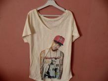 T-shirt CHRIS BROWN