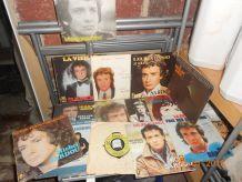 Vinyles 45 tours