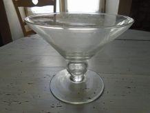 Coupe en verre