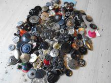 Lot de boutons