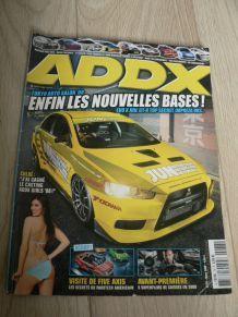 magazine ADDX No 78 Mars 2008