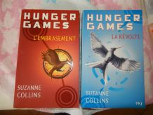 Livres hungers games