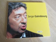 CD Serge Gainsbourg