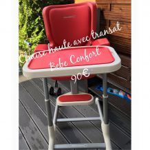 Chaise haute, transat Keyo Bébé Confort