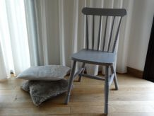 Chaise vintage style scandinave